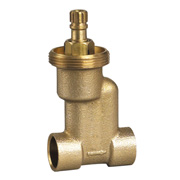 Stop Gate Ball Valves